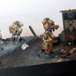 Photo: Hussar 2011 report - Bronze in Diorama category