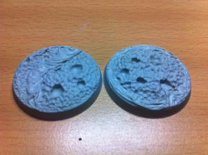 Photo: ForgeCraft Games bases - Review