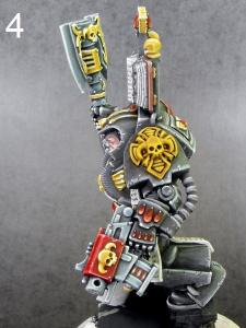 Photo: Fast & easy NMM gold - Tutorial (4)