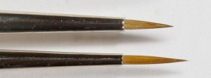 Brushes review: Winsor & Newton series 7 vs Rosemary & Co. (6)