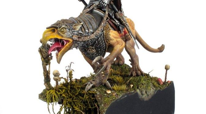 Golden Demons 2012: Clash of Slayer Sword winners