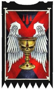Blood Angels Death Company banner