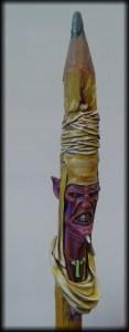 Mr. Pencil