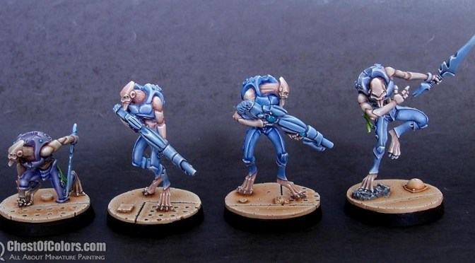 More minis from Infinity