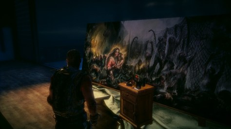 Offensive or not? Refererence to paintings of Madonna in Spec Ops: The Line