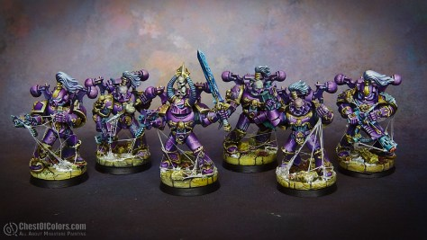 Emperor's Children, Chaos Space Marines of Slaanesh