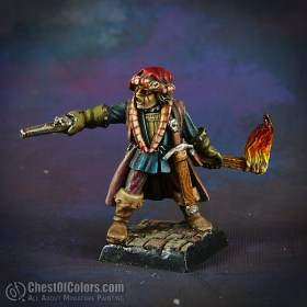 Witch Hunter Captain