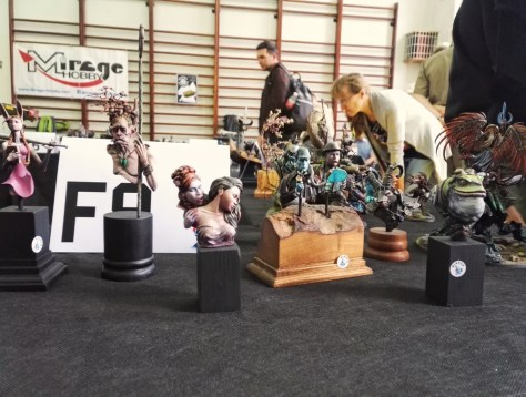 Torun Figure Painting and Sculpting Show 2017