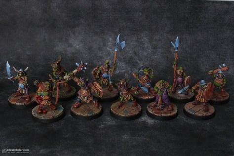 Goblins - Aenor Miniatures