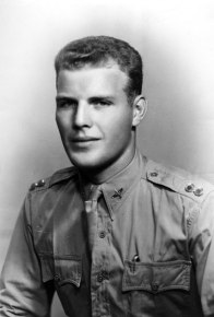 """Don Gaston Shofner. His letters home reveal someone whose love of flying was only exceeded by his love of God and country. He was working towards his """"baptism of fire"""" and was prepared to die for it."""