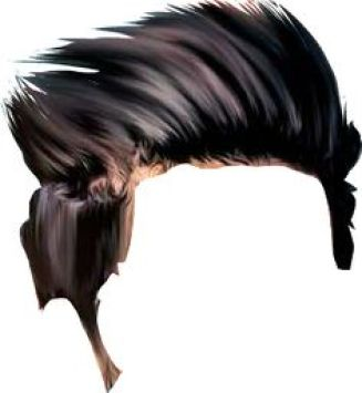 Best Hair Png For Editing Top 10 Hair Style Png For Manhd Hair