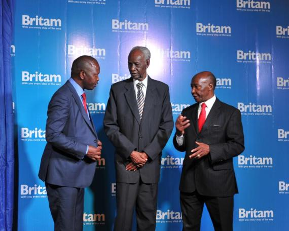 Britam Holdings Limited FY'2016 Results