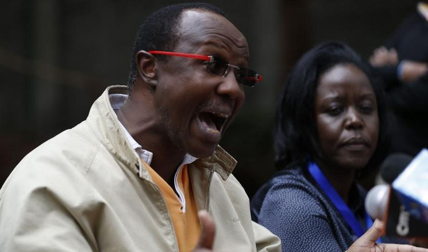 David Ndii calls for Separation - When Central and Rift Valley called for Secession