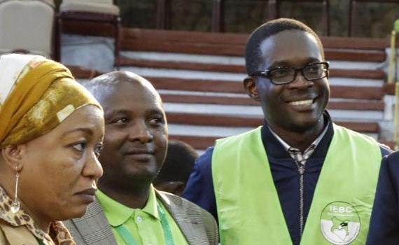 NASA rejects IEBC Secretariat