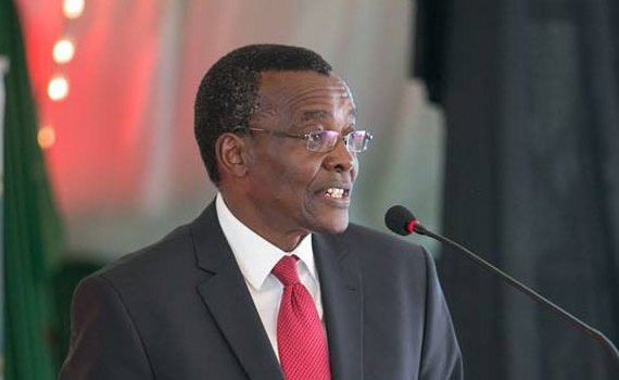 Judge Maraga