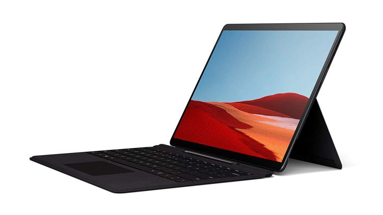 Microsoft Surface Pro X Review.