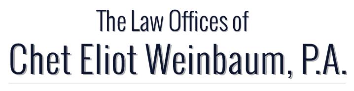 Chet Weinbaum - Port Saint Lucie - Fort Pierce Attorney