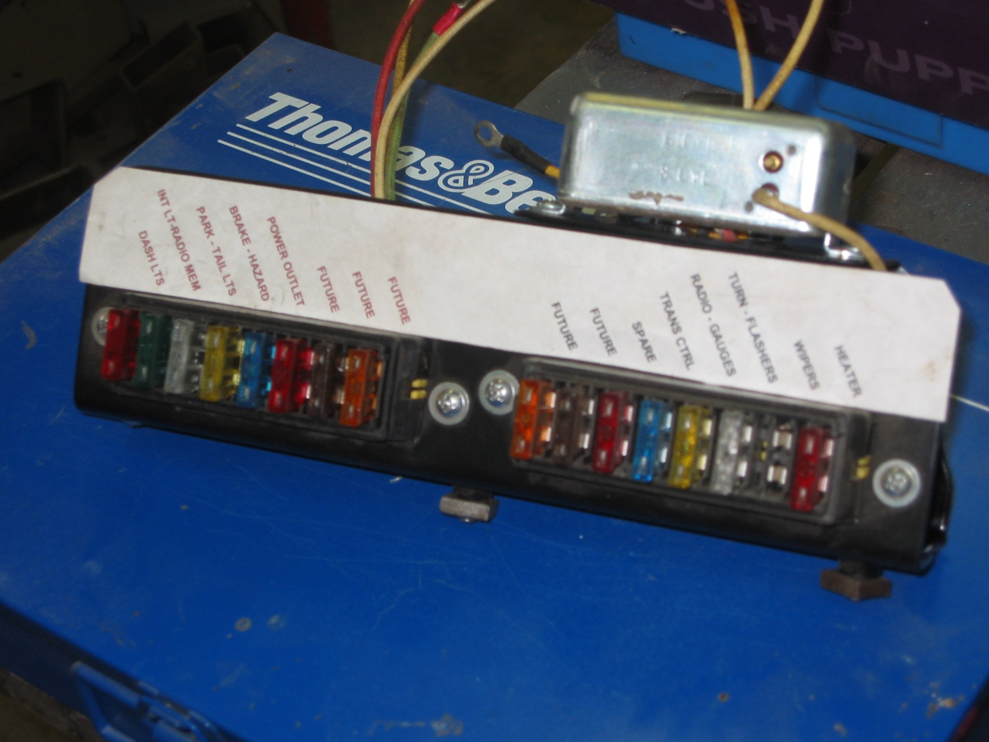 hight resolution of hotrod fuse box simple wiring diagramshotrod fuse box box wiring diagram blown fuse in breaker box