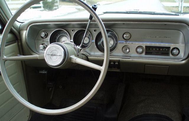 Camino Malibu 1964 El Chevelle