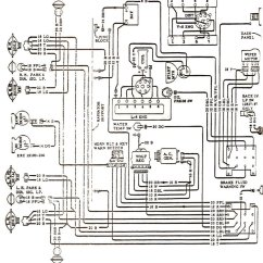 Car Starter Wiring Diagram 1997 Bmw Z3 Radio 1972 Chevy Chevelle Blog Data 1968 Diagrams Wiper Motor