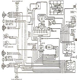 Chevelle Engine Diagram  Wiring Diagram