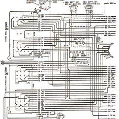 1968 Chevelle Wiring Diagram 99 Ford Ranger Radio Diagrams