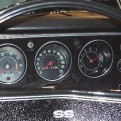 71 Chevelle Ss Dash Wiring Diagram 12 Volt For Trailer 72' - Tech