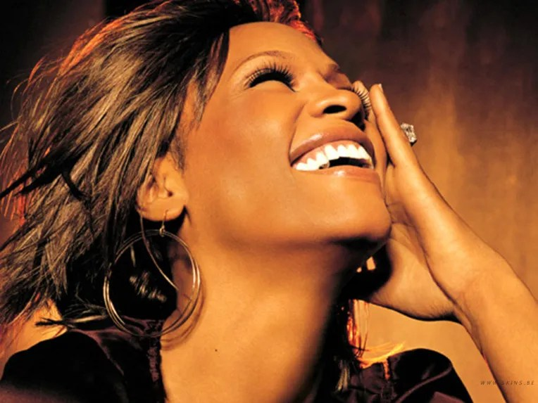 La noche de Whitney Houston en Caracas