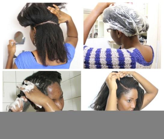 Moments cheveux