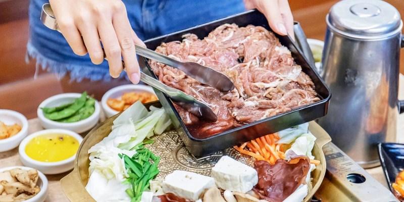 韓鄉韓國料理 市府總店│台中老字號韓式料理,多達近80種韓式料理任你挑,還有50種小菜讓你吃到飽!