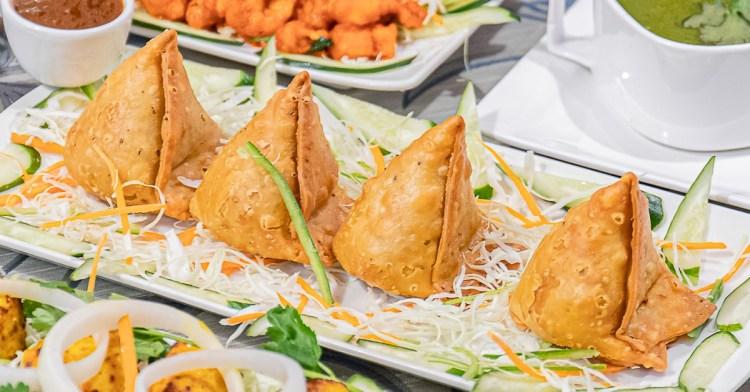 台中印度料理推薦,超過百種道地菜色,大推黃金餃,還有沒預定吃不到的香料特味飯