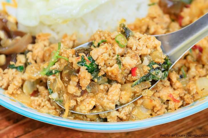 20201221112446 97 - 熱血採訪│台中泰式料理推薦,一個人也能吃泰式料理!還有超酷金黃炸榴槤餅好涮嘴~