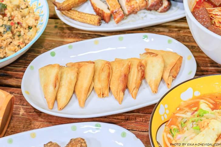 20201221112510 27 - 熱血採訪│台中泰式料理推薦,一個人也能吃泰式料理!還有超酷金黃炸榴槤餅好涮嘴~