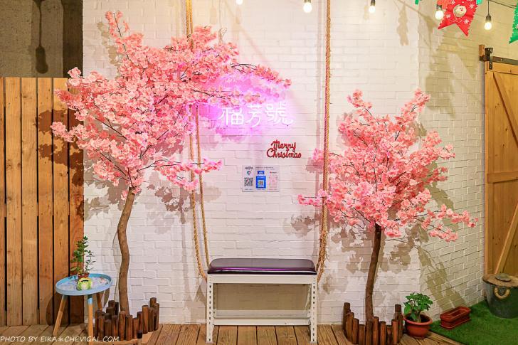 20201227230842 96 - 熱血採訪│台中秘境咖啡廳,綠意庭園搭配美麗燈泡好浪漫,還有麵食、披薩與炸物可以享用!