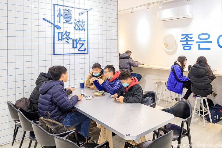 20210122180454 10 - 熱血採訪│懂滋咚吃韓風早午餐,台中少見韓式早午餐,創意黑糖餅漢堡、起司年糕串新推出,全天候都能吃得到!