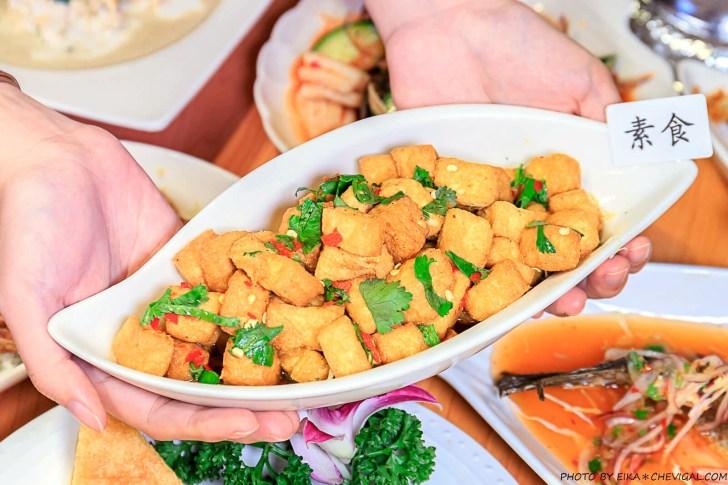 20210225200141 55 - 熱血採訪│台中西區曼谷皇朝泰式料理,平價美味99元起、午餐時段合菜還有85折~