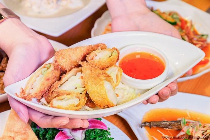 20210225200144 46 - 熱血採訪│台中西區曼谷皇朝泰式料理,平價美味99元起、午餐時段合菜還有85折~
