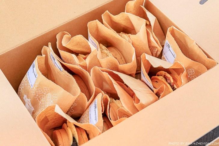 20210303201036 41 - 熱血採訪│超爆餡7公分紅豆餅最新分店就在新光三越!獨家限定枕山紅心芭樂口味,7號前買6顆太鼓燒送限量綠豆沙!