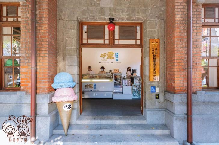 20210910140713 74 - 梧棲文化出張所,台中海線也有小京都!全台第一間合法古蹟民宿,還有美味消暑的冰淇淋好好拍