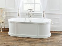 BUCKINGHAM Cast Iron Bathtub - Cheviot Products