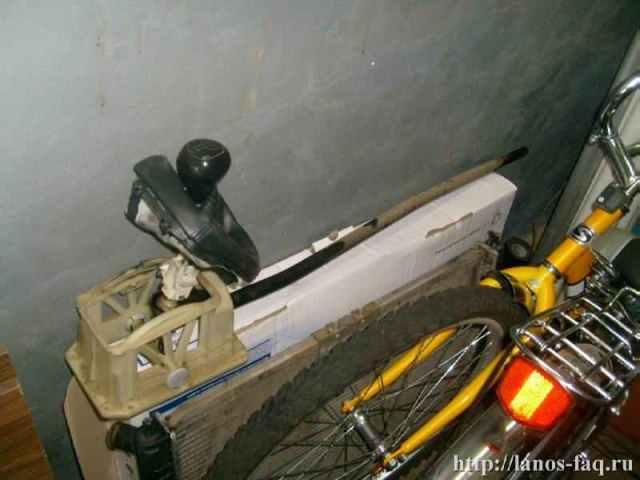 радиатор отопителя