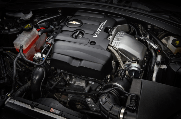 2020 Chevrolet Camaro SS Horsepower – Chevrolet Engine News