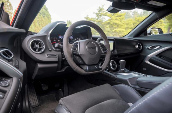 2020 Chevrolet Camaro SS Horsepower – Chevrolet Engine News