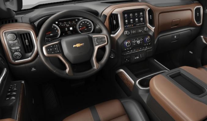 2020 Chevy Silverado 2500 Midnight Edition – Chevrolet ...
