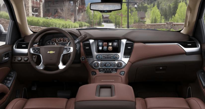 2019 Chevrolet Suburban Roof Rack Redesign – Chevrolet ...
