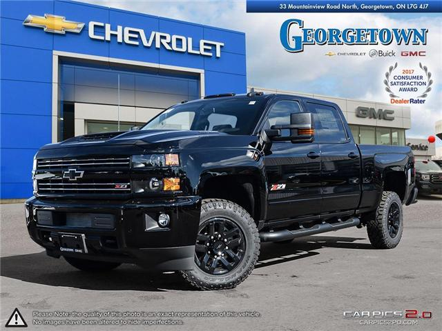 2019 Chevrolet Silverado 2500HD Midnight – Chevrolet ...