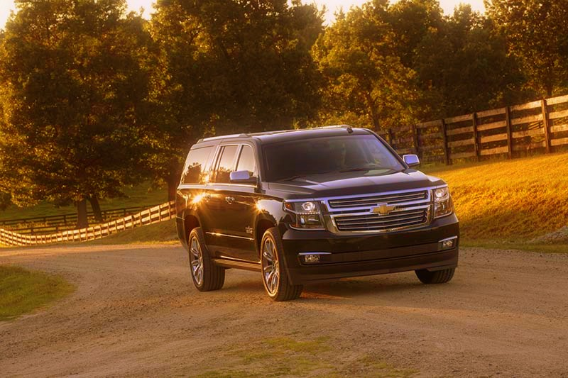 2019 Chevy Suburban Diesel Towing Capacity – Chevrolet ...