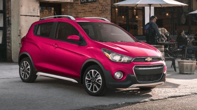2020 Chevrolet Spark Specifications – Chevrolet Engine News