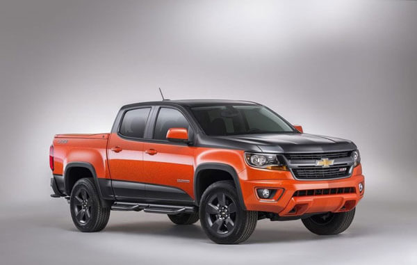 2020 Chevrolet Colorado V8 – Chevrolet Engine News