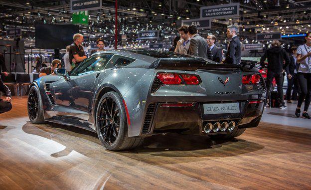 2020 Chevrolet Corvette Grand Sport 2LT – Chevrolet Engine ...
